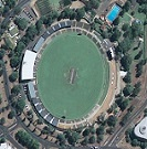 Satellite imagery from GeoEye