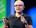 Satya Nadella  Microsoft's new CEO