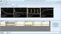 Data display by Benchmark Waveform
