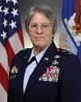 Major General Linda Urritia-Varhall Bio Photo