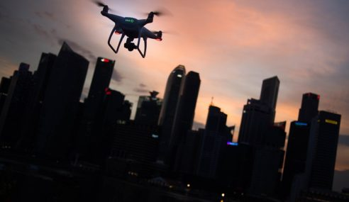 NIWC seeks tethered drone