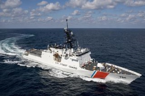 HII awarded $930M+ to build National Security Cutters for US Coast Guard