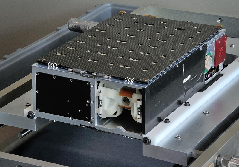 Harris Corporation launches its first smallsat
