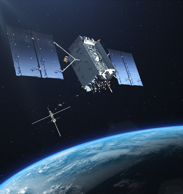 First Lockheed Martin-built GPS III satellite successfully launched