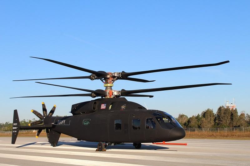 Sikorsky, Boeing demonstrate SB>1 DEFIANT