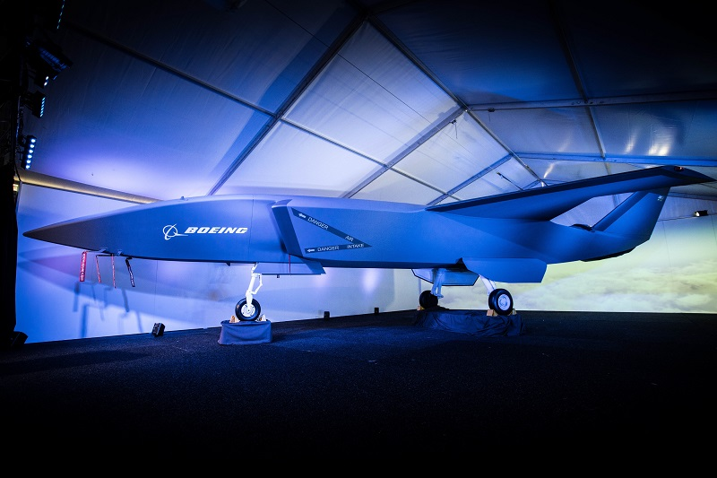 Boeing introduces new unmanned system