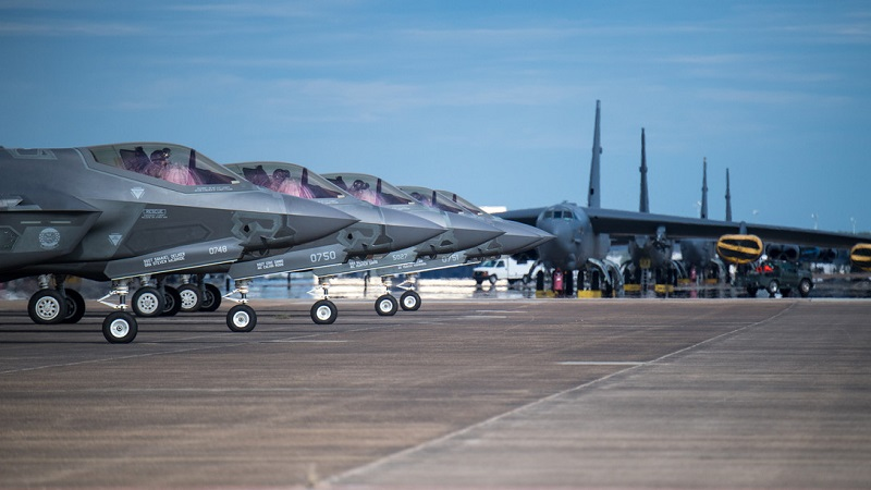 Air Force invites vendors to 2019 AFRC ISR Expo