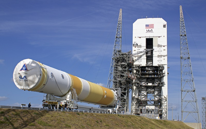 ULA set to launch WGS-10