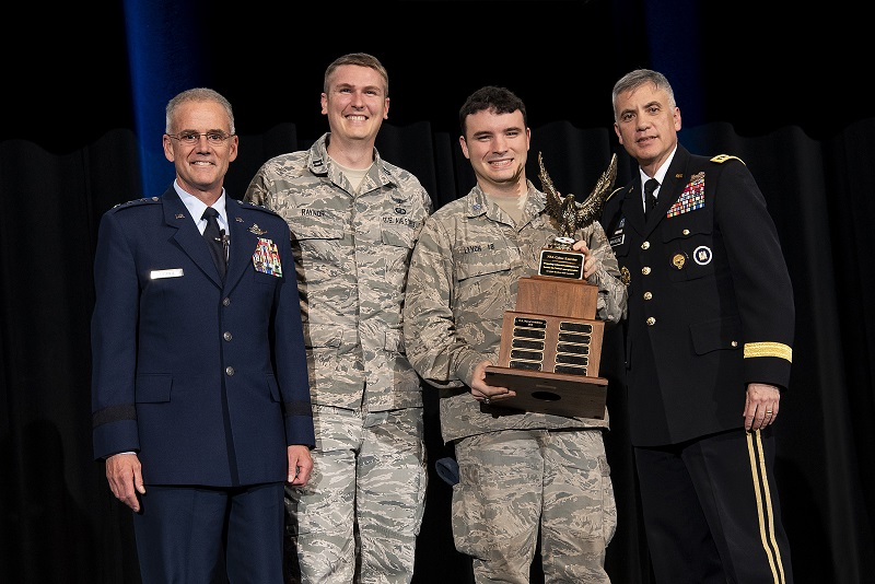 Air Force Academy wins 2019 NSA Cyber Exercise