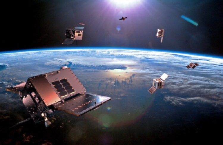 HawkEye 360 awards contract for next-gen satellites