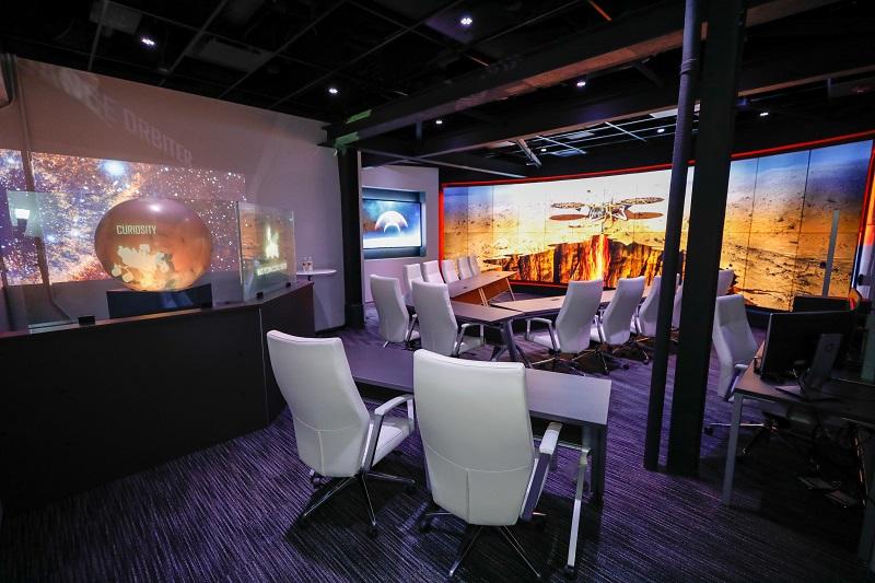 Lockheed unveils space training, development facility