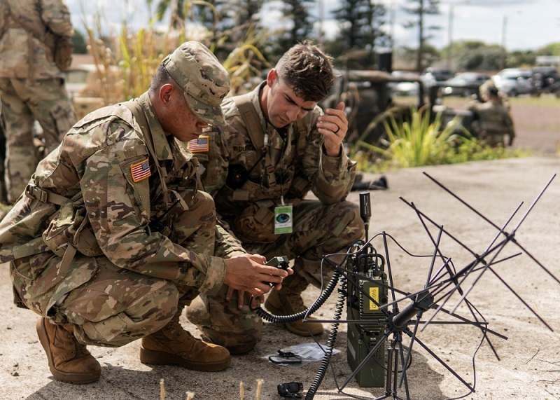 US Navy MUOS SATCOM clears final testing round