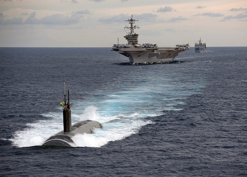 Peraton wins four US Navy unmanned maritime task orders