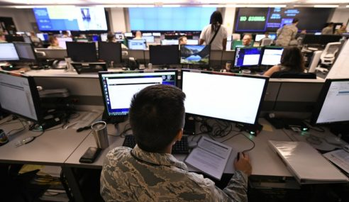 Parsons wins USAF all-domain ops task order