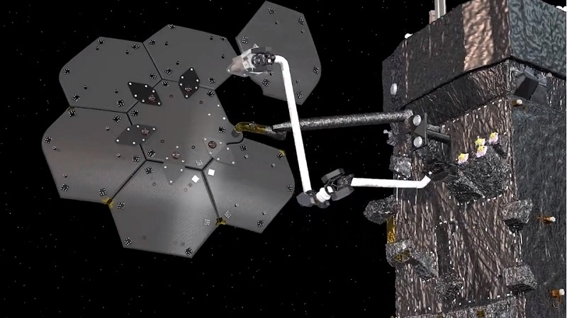 NASA selects Maxar for Restore-L work