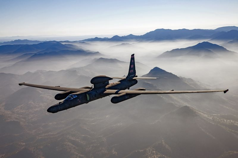 US Air Force, Lockheed Martin, Collins Aerospace complete U-2 SYERS-2C upgrades
