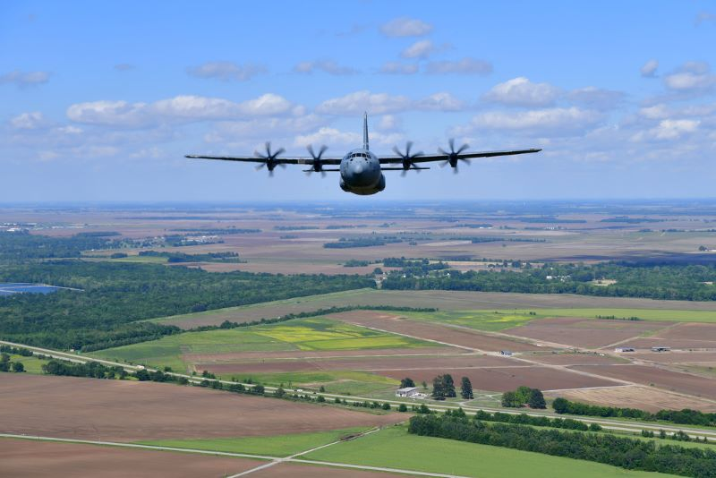 SOF posts C-130 cybersecurity sources sought