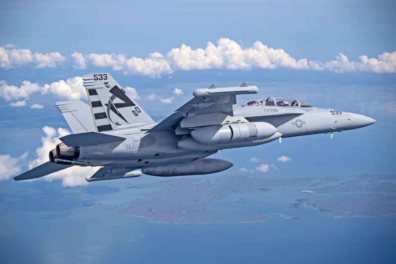 Raytheon's Next Generation Jammer Mid-Band undergoes flight test