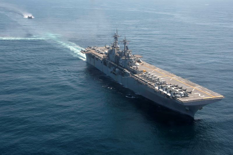 Amentum wins US Navy R&D contract